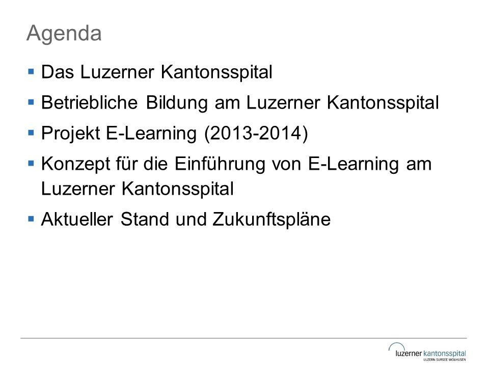 Agenda Das Luzerner Kantonsspital