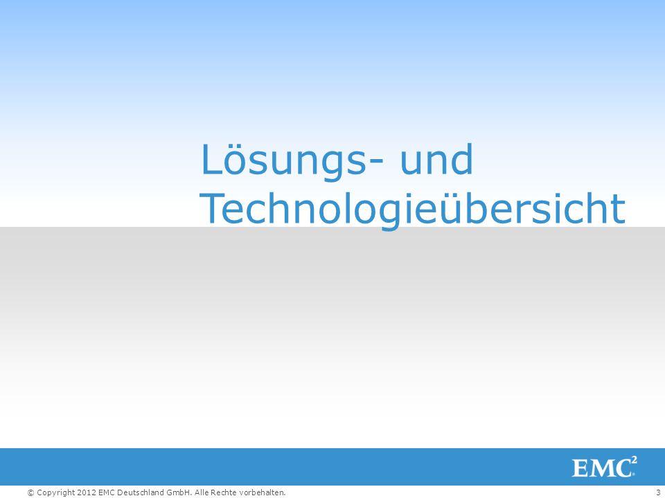 Lösungs- und Technologieübersicht