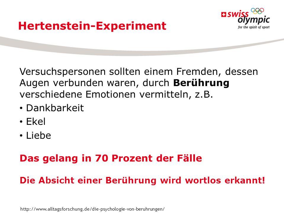Hertenstein-Experiment