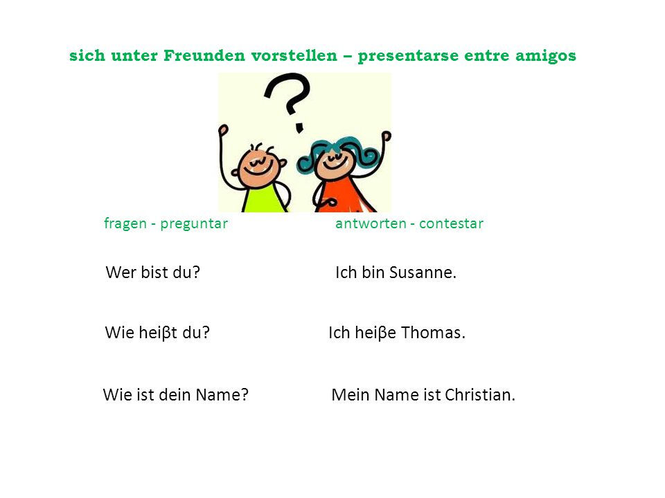 Mein Name ist Christian.