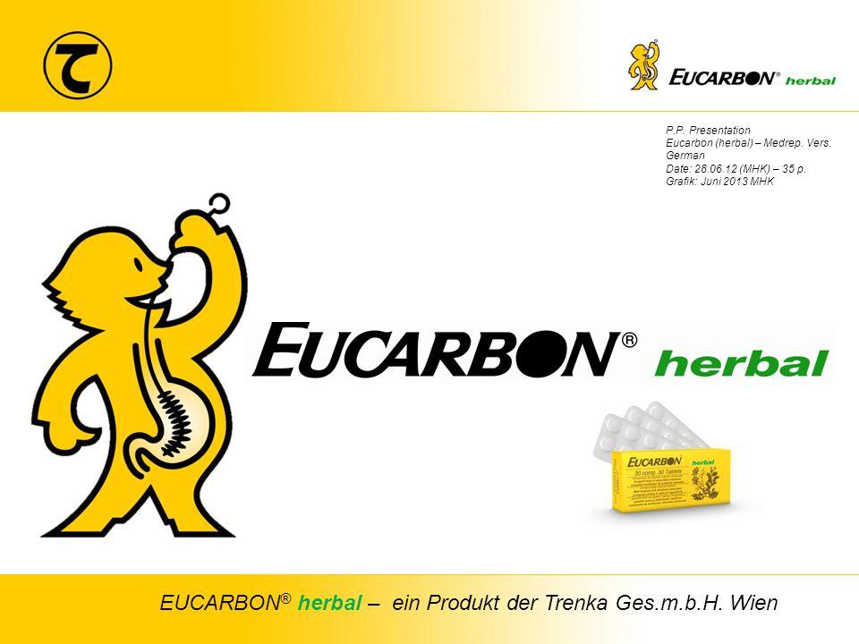 EUCARBON® herbal – ein Produkt der Trenka Ges.m.b.H. Wien