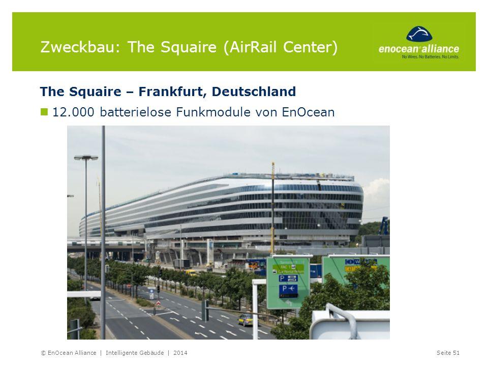 Zweckbau: The Squaire (AirRail Center)