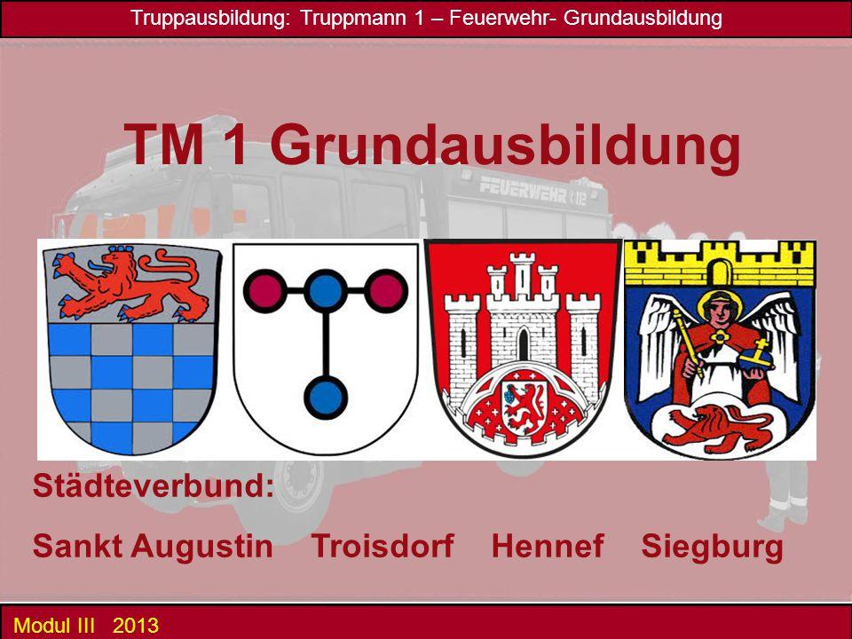 TM 1 Grundausbildung Städteverbund: