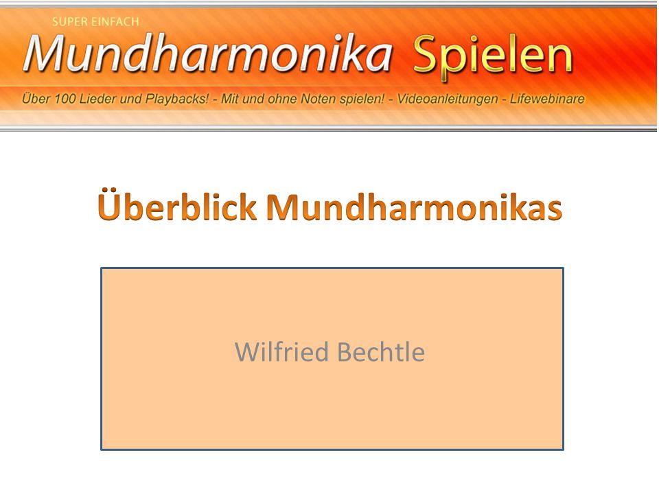 Überblick Mundharmonikas