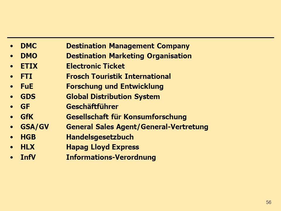 DMC Destination Management Company