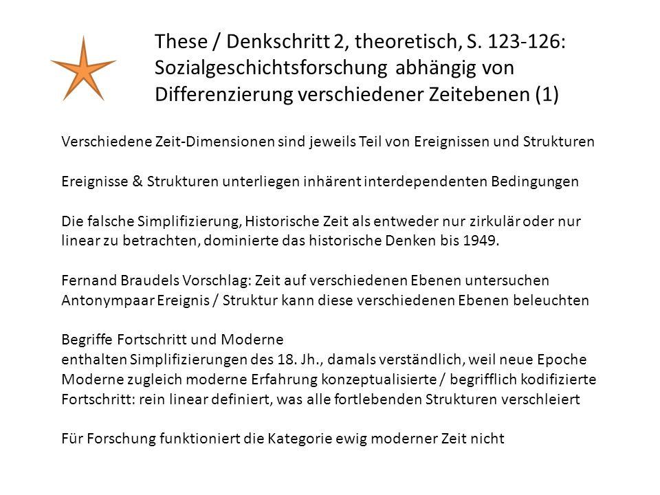 These / Denkschritt 2, theoretisch, S. 123-126: