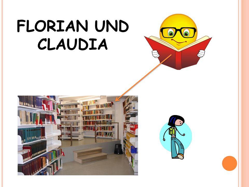 FLORIAN UND CLAUDIA