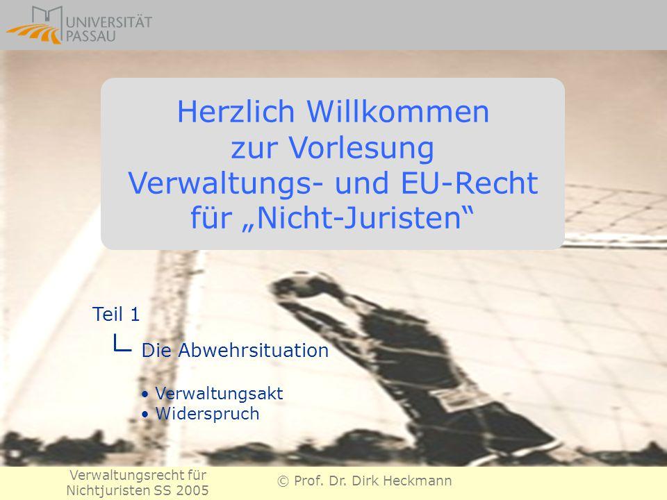 Verwaltungs- und EU-Recht
