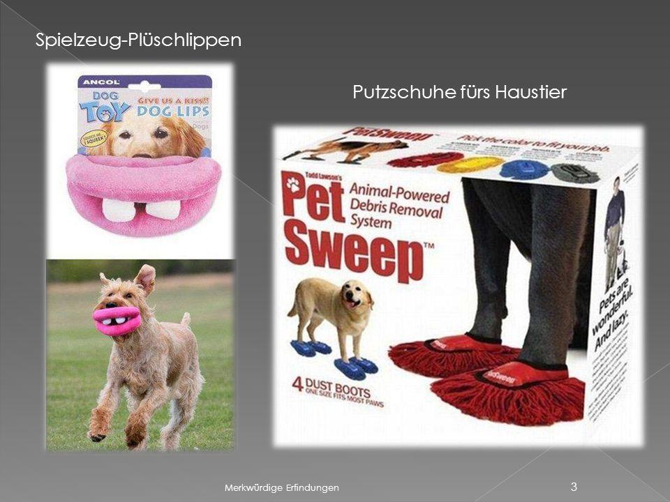 W Spielzeug-Plüschlippen Putzschuhe fürs Haustier