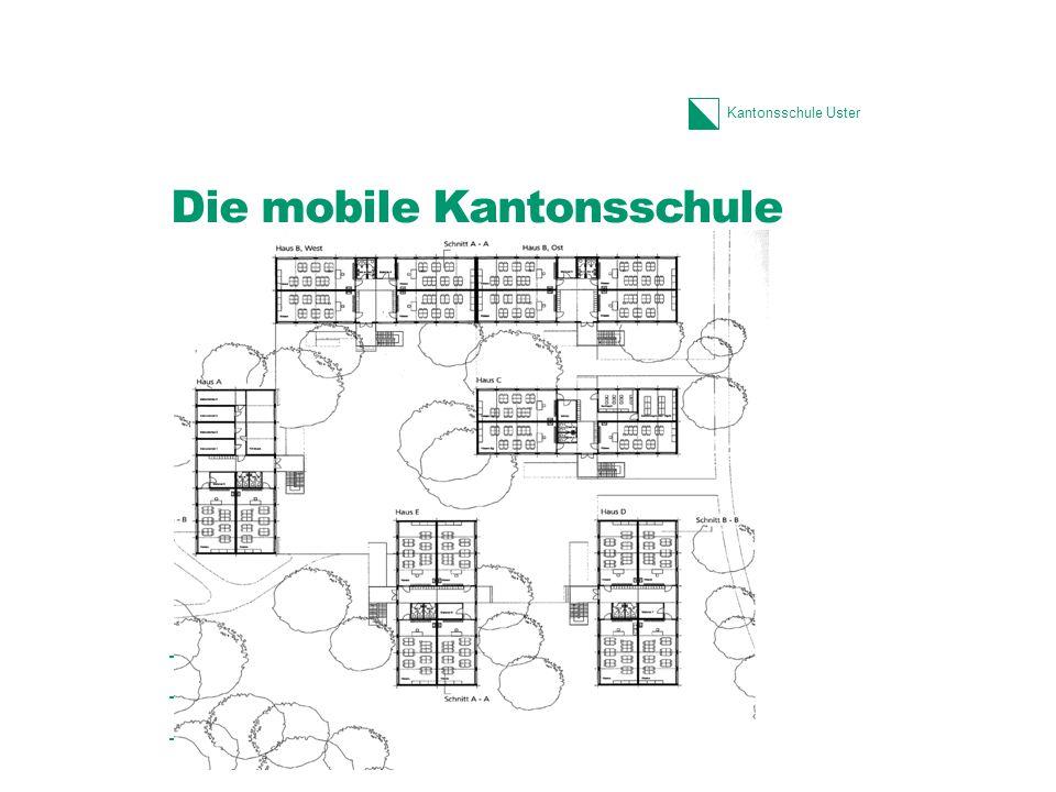 Die mobile Kantonsschule