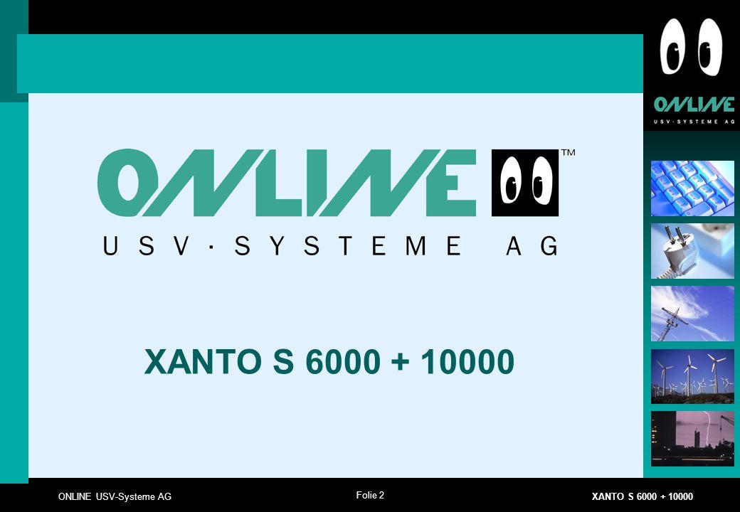 XANTO S 6000 + 10000