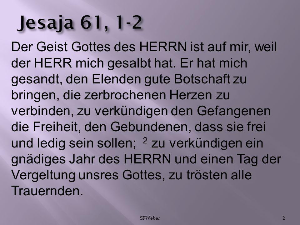 Jesaja 61, 1-2