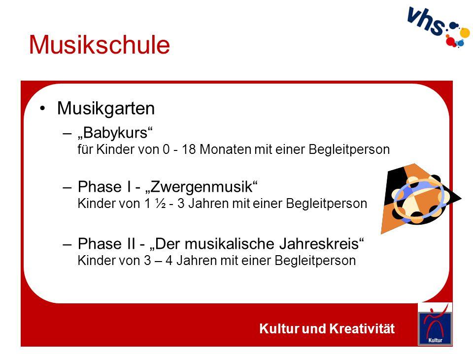 Musikschule Musikgarten