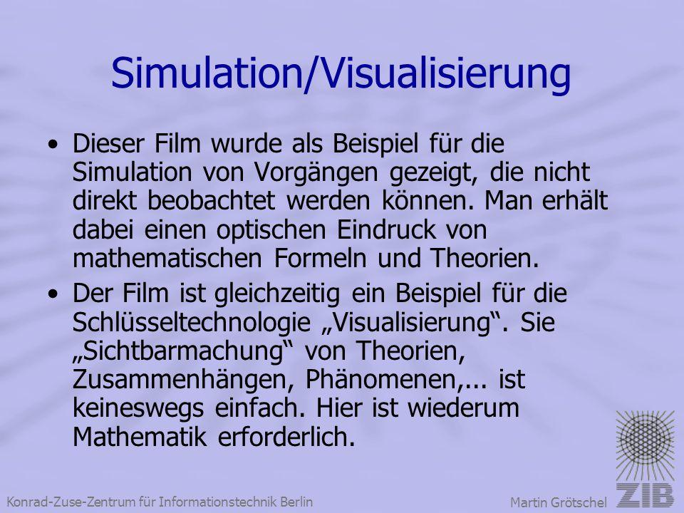 Simulation/Visualisierung