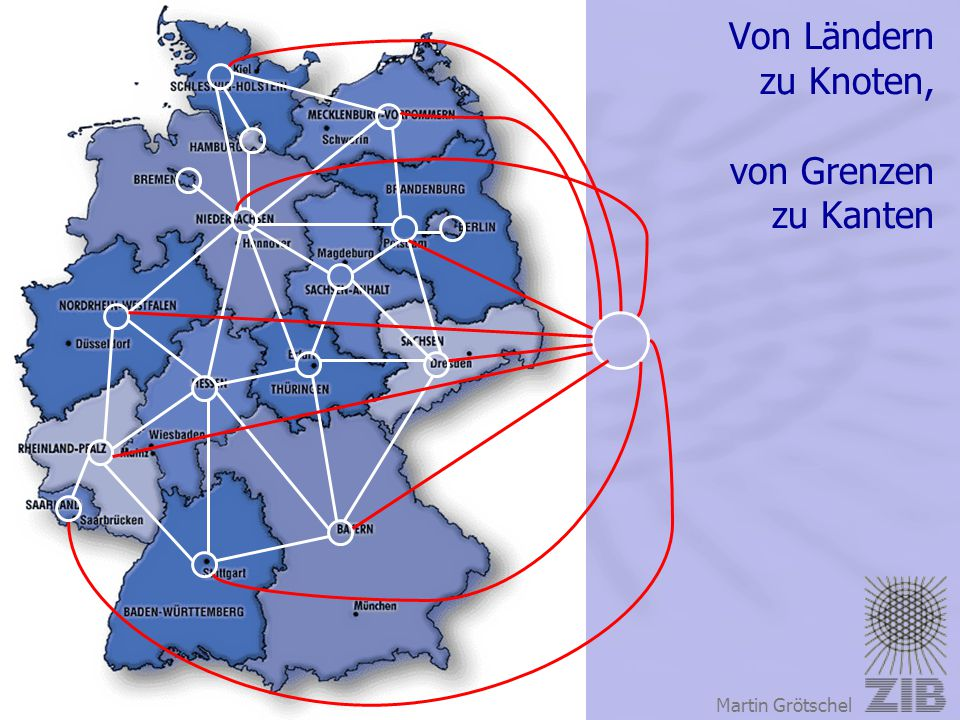 Von Ländern zu Knoten, von Grenzen zu Kanten