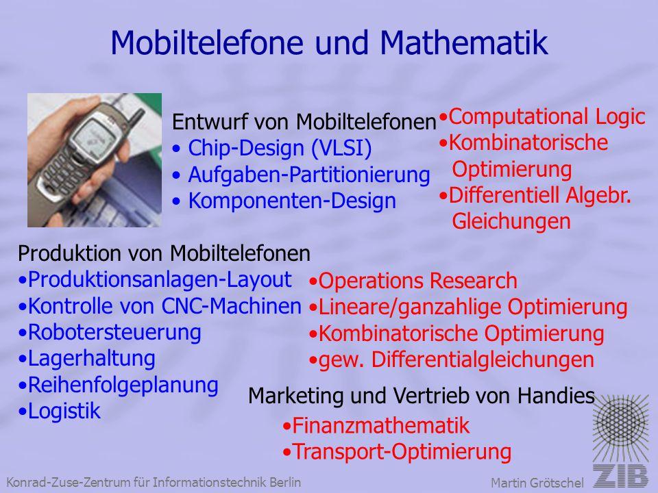 Mobiltelefone und Mathematik