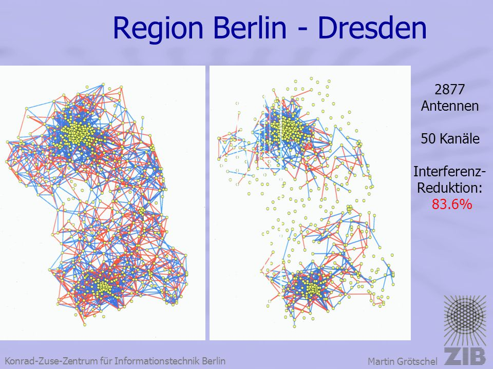 Region Berlin - Dresden