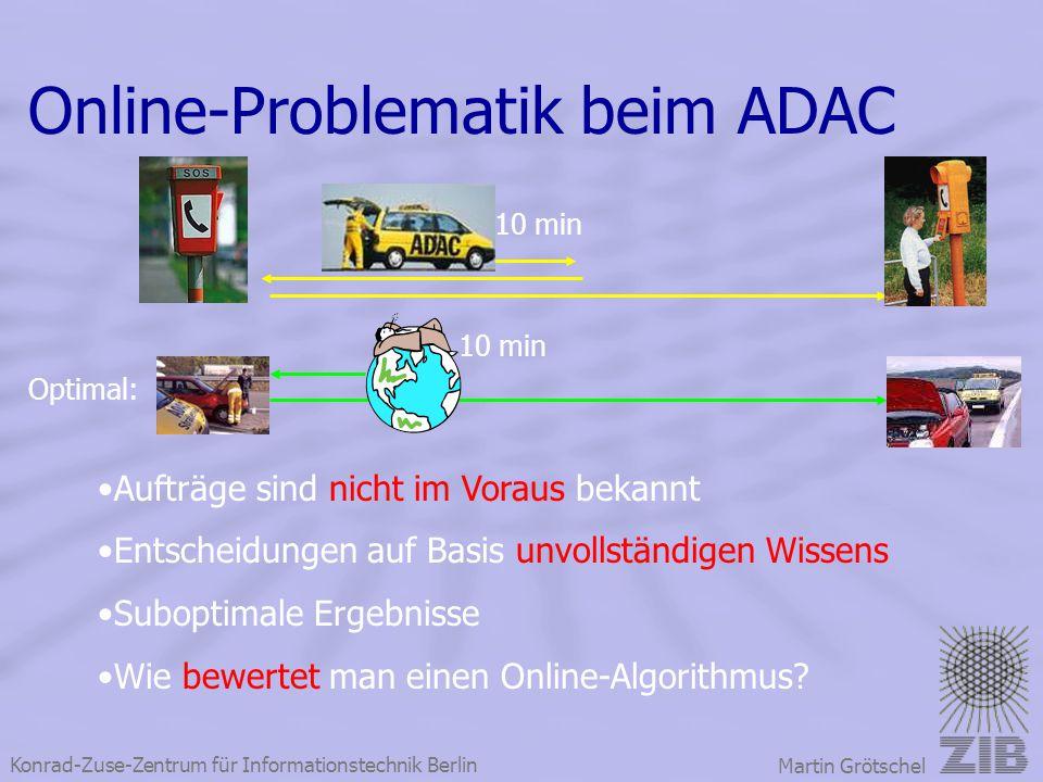 Online-Problematik beim ADAC
