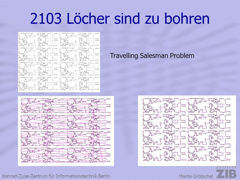 Travelling Salesman Problem
