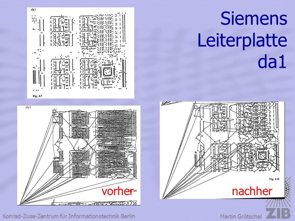 Siemens Leiterplatte da1