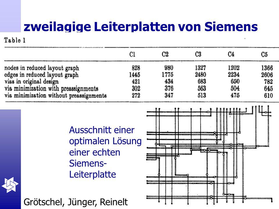 zweilagige Leiterplatten von Siemens
