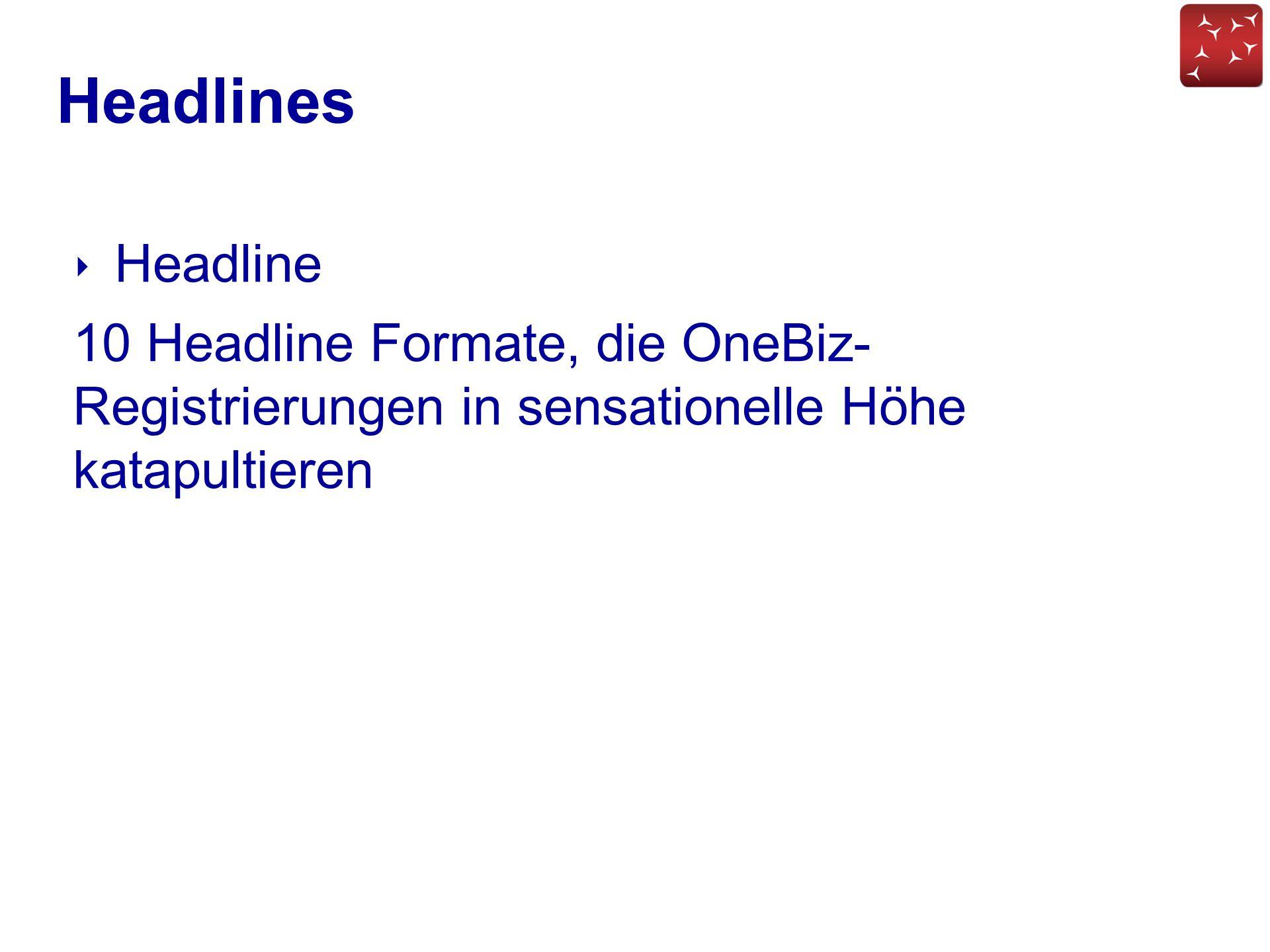 Headlines Headline.