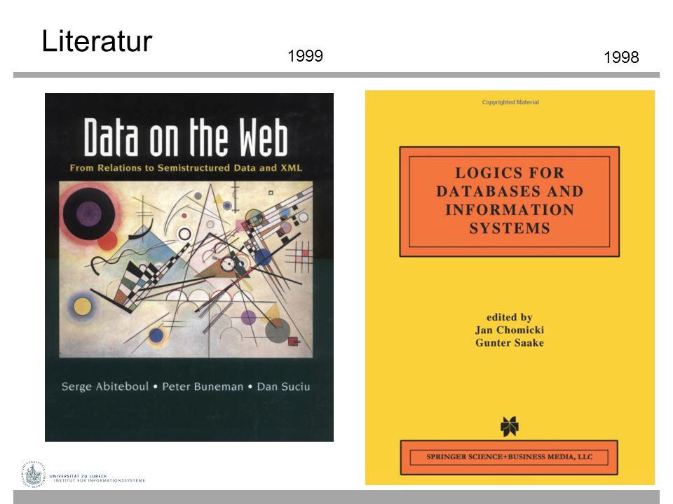 Literatur 1999 1998