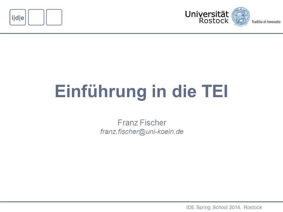 Franz Fischer franz.fischer@uni-koeln.de