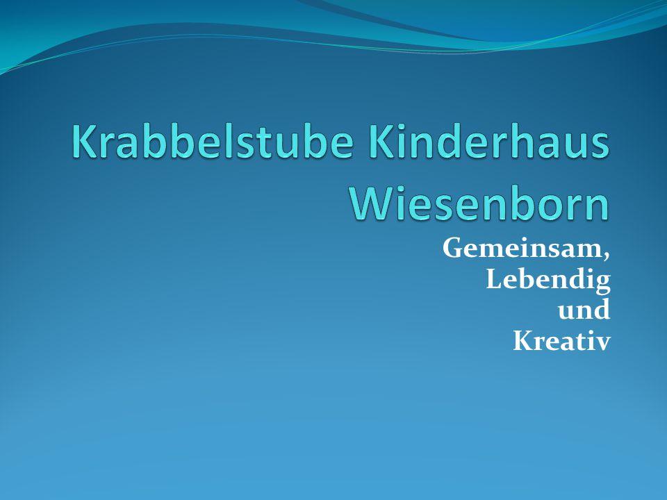 Krabbelstube Kinderhaus Wiesenborn