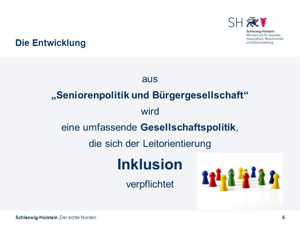 """Seniorenpolitik und Bürgergesellschaft"