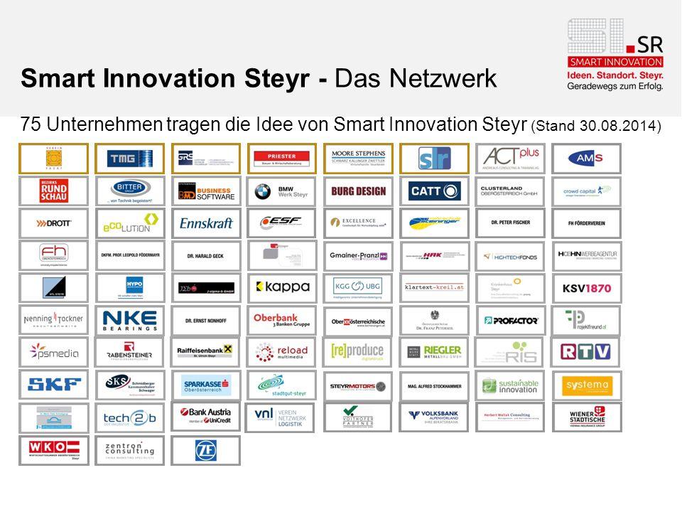 Smart Innovation Steyr - Das Netzwerk