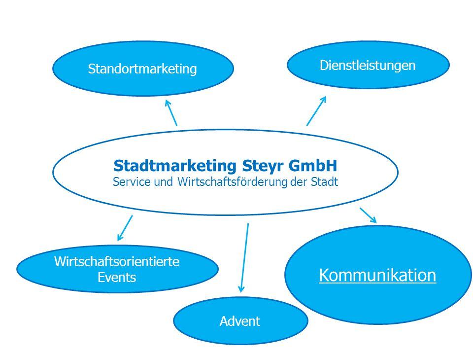 Stadtmarketing Steyr GmbH