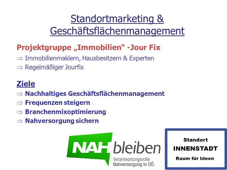Standortmarketing & Geschäftsflächenmanagement