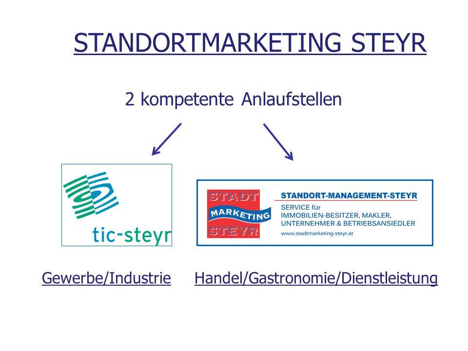 STANDORTMARKETING STEYR