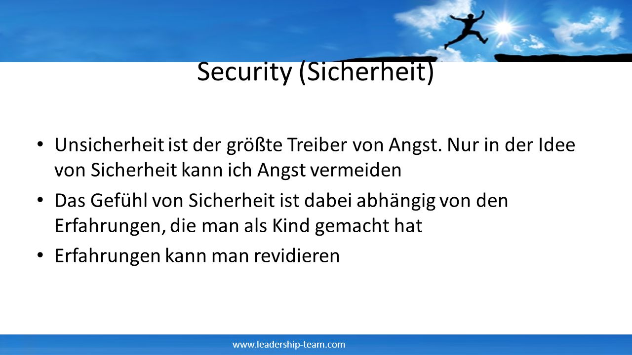 Security (Sicherheit)