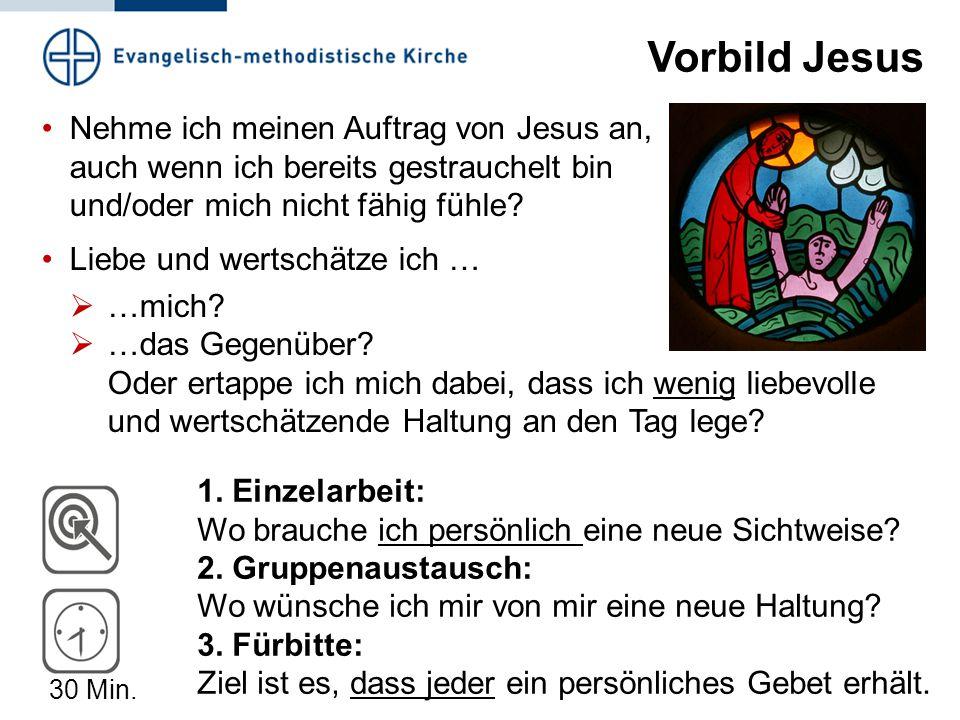Vorbild Jesus
