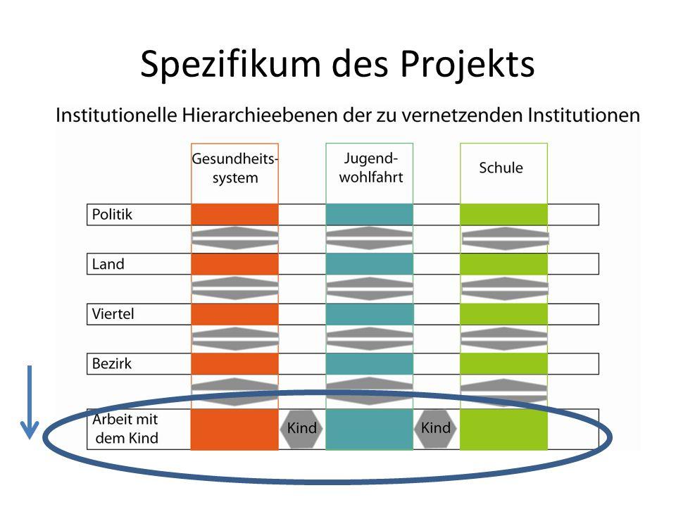 Spezifikum des Projekts
