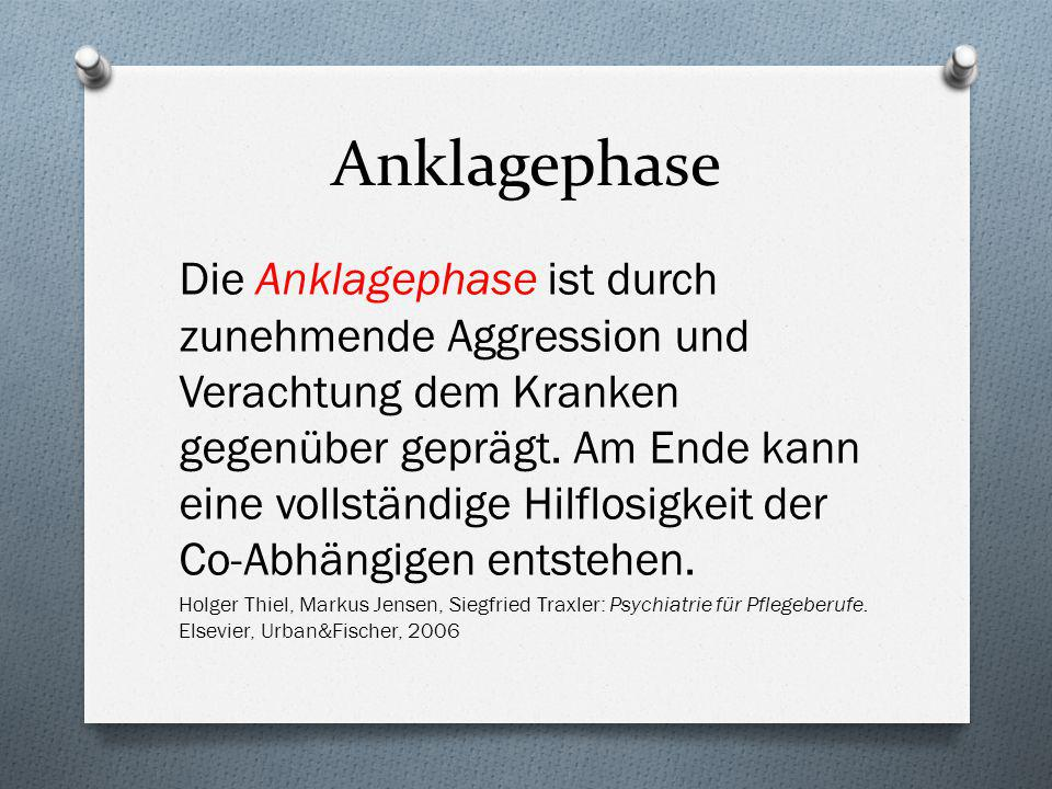 Anklagephase