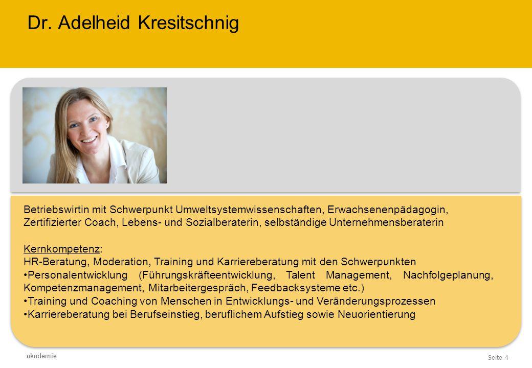 Dr. Adelheid Kresitschnig