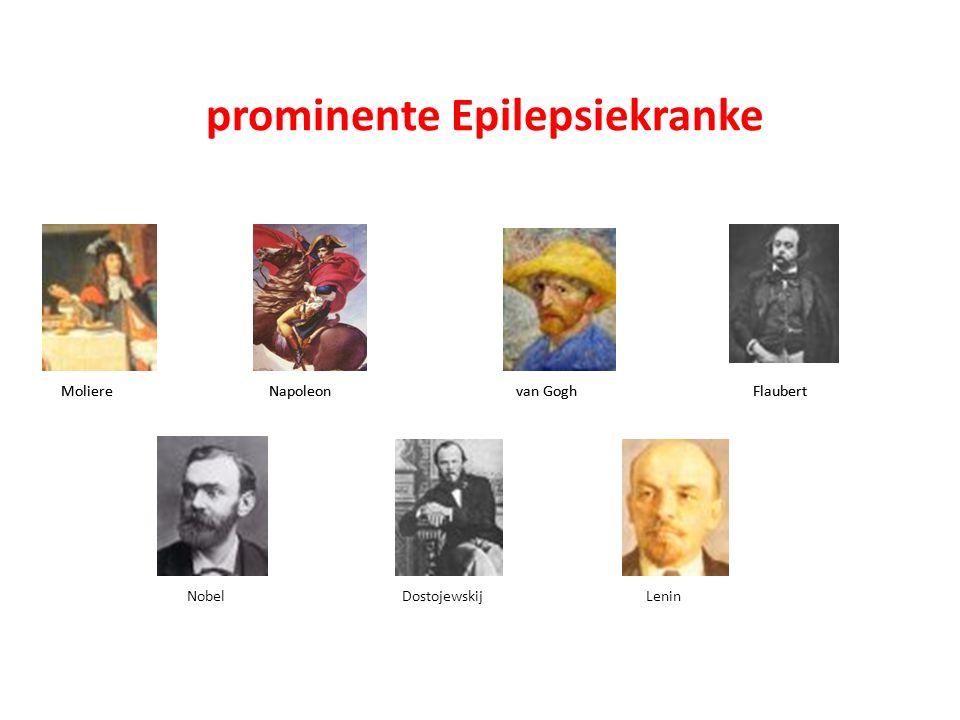 prominente Epilepsiekranke