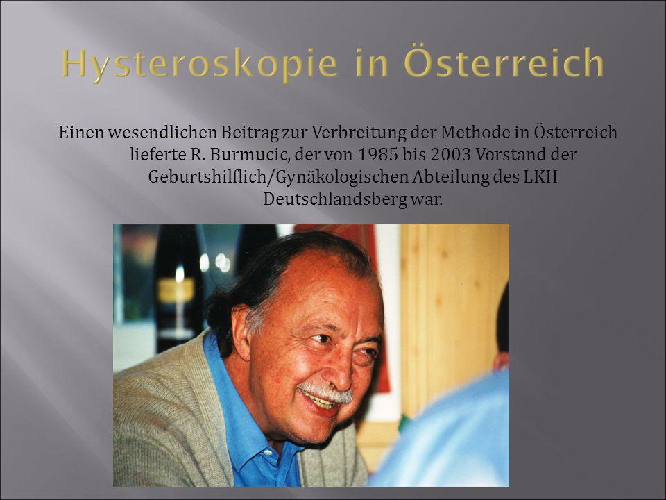 Hysteroskopie in Österreich