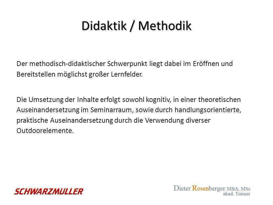 Didaktik / Methodik