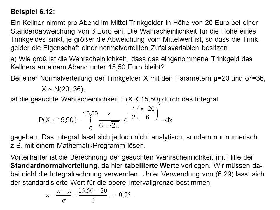 Beispiel 6.12: