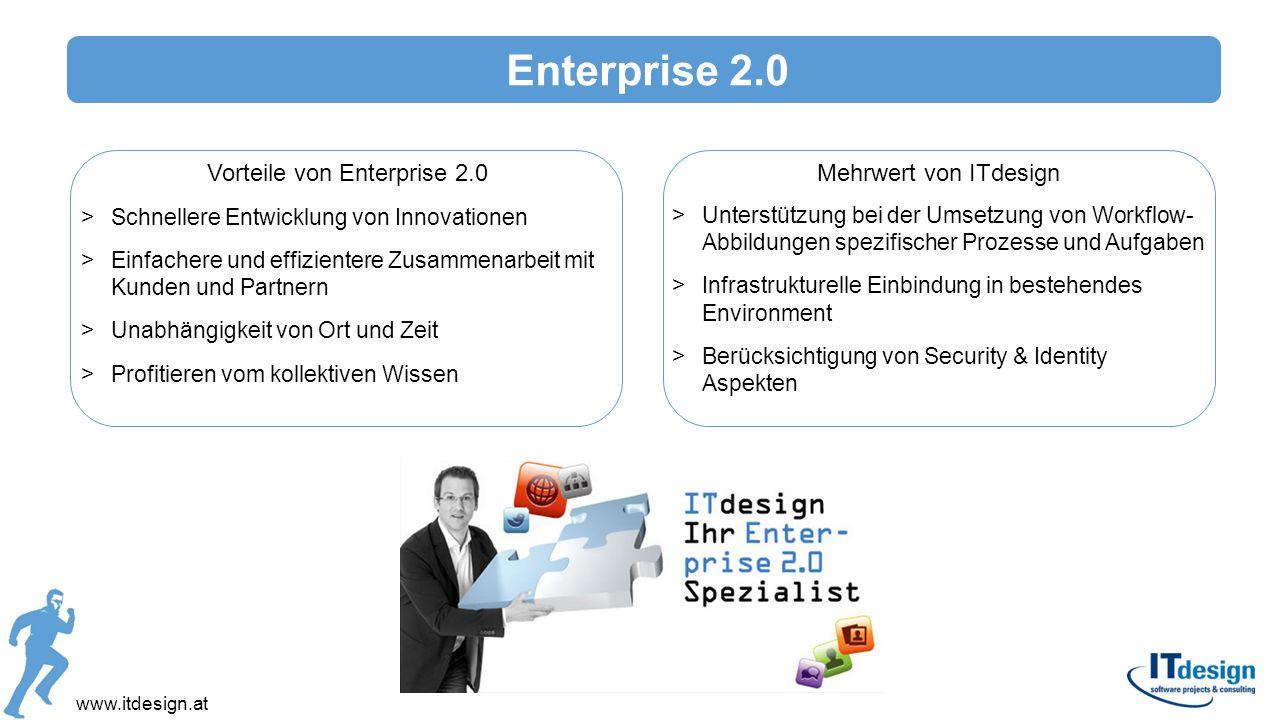 Vorteile von Enterprise 2.0