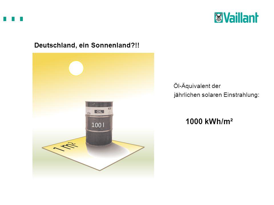 Deutschland, ein Sonnenland !!