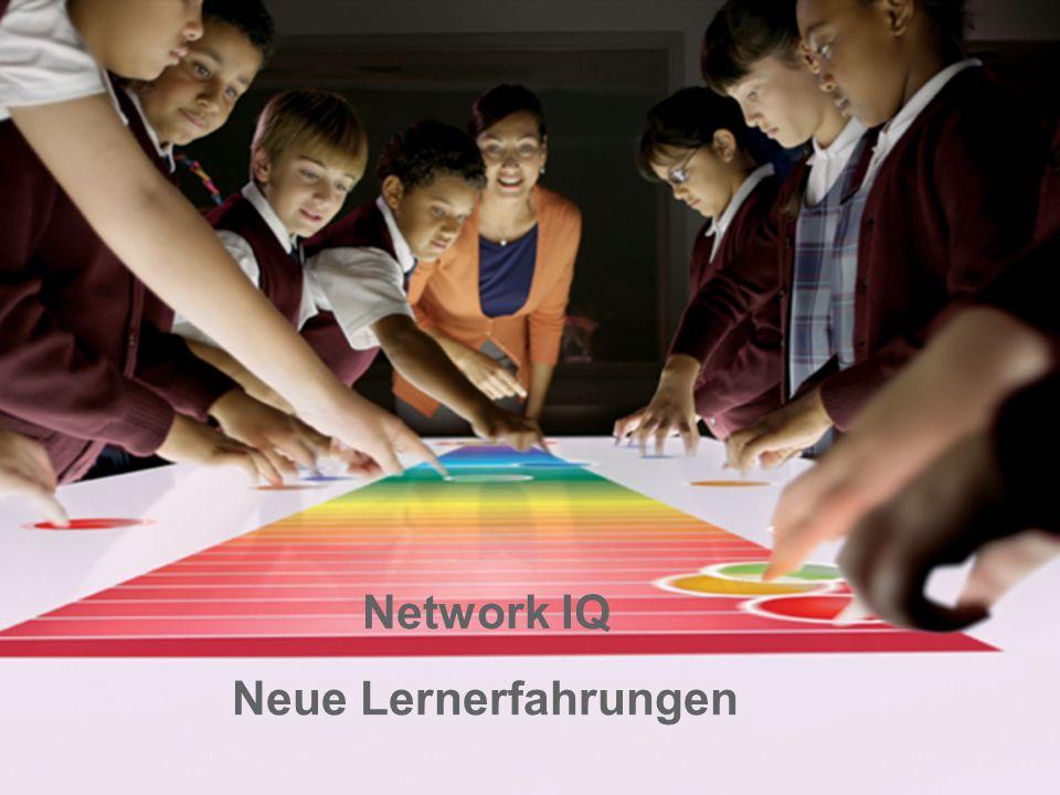 Network IQ Neue Lernerfahrungen