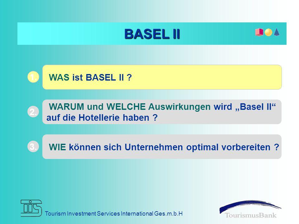 BASEL II WAS ist BASEL II 1. WAS ist BASEL II 1.