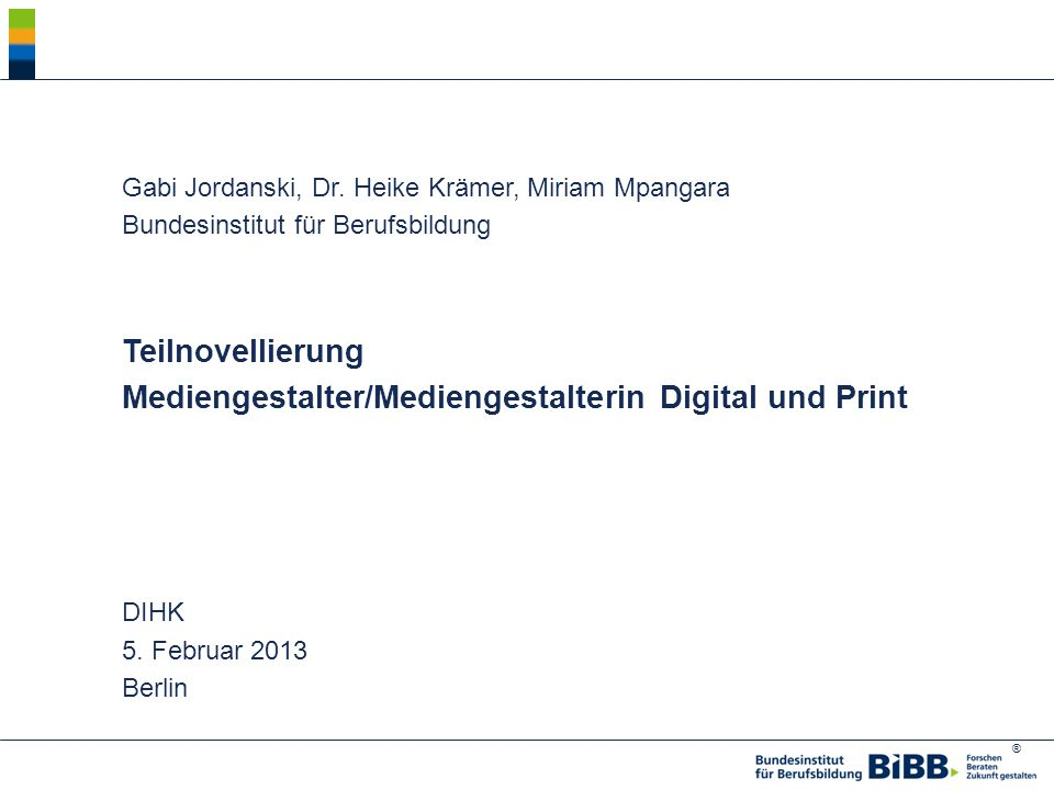 Mediengestalter/Mediengestalterin Digital und Print