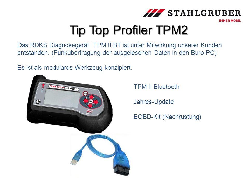 Tip Top Profiler TPM2