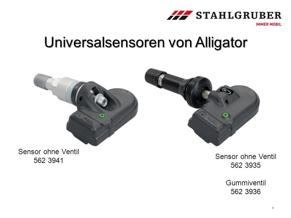 Universalsensoren von Alligator